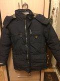 Куртка зимняя на мальчика. Фото 1.