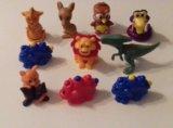 Игрушки из киндер-сюрприза. Фото 4.