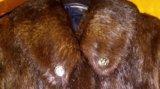 Отличная шуба из нутрии. Фото 3.