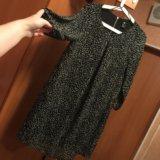 Шифоновое платье h&m. Фото 2.