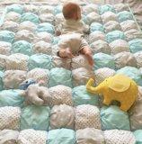 Детское одеяло, одеяло на выписку. Фото 1.