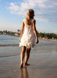 Короткое свадебное платье. Фото 3.