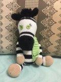 Вязанная игрушка. Фото 2.