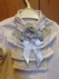 Блузка для школы. Фото 2.