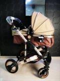 Новая коляска 2 в 1 wisesonle. Фото 1.