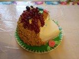 Домашние торты с мастикой на заказ. Фото 3.