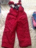Утеплённые брюки. Фото 1.