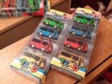Новый комплект автобусов, инерционные. Фото 3.