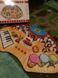Музыкальный коврик. Фото 1.