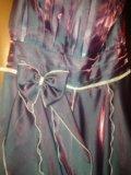 Нарядное платье для девочки. Фото 2.