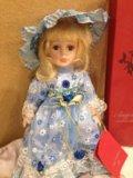 Фарфоровые куклы. Фото 1.