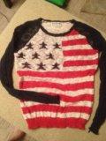 Новый свитер фирмы bsk. Фото 1.
