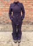 Горнолыжный костюм: куртка и штаны adidas stella. Фото 1.