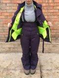 Горнолыжный костюм: куртка и штаны adidas stella. Фото 2.