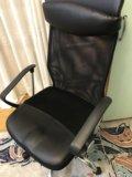 Кресло офисное новое. Фото 1.
