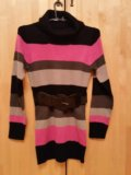 Платье-свитер. Фото 1.