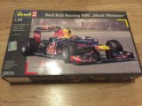 Revell red bull racing rb8. Фото 1.