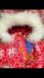 Зимнее пальто-пуховик kiko. Фото 3.