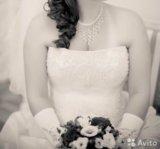 Свадебное платье 48-50 р-ра. Фото 3.
