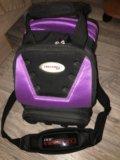 Шар для боулинга новый + сумка (columbia 300). Фото 2.