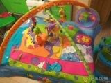 Игровой коврик. Фото 1.