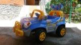 """Новый электромобиль """"super jeep"""" с пульт. управлен. Фото 1."""