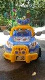 """Новый электромобиль """"super jeep"""" с пульт. управлен. Фото 4."""