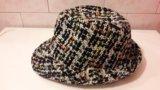 Шляпа цветная. новая. Фото 1.