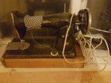 Швейная машына. Фото 1.
