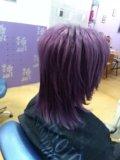 Окрашивания волос. Фото 1.