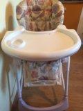 Детский стульчик для кормления. Фото 1.