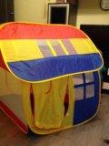 Палатка детская новая. Фото 1.