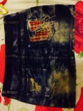 Юбка джинсовая. Фото 2.