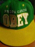 Кепка obey propa ganda. Фото 2.
