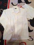Классические брюки и рубашка на подростка. Фото 3.