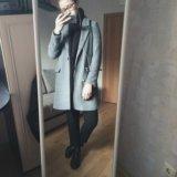 Пальто зара. Фото 1.