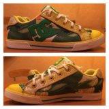 Dc shoes. кеды. 37 р-р. Фото 1.