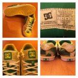 Dc shoes. кеды. 37 р-р. Фото 2.