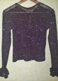 Блузка naf-naf. Фото 1.