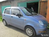 Daewoo matiz 2007г. Фото 4.