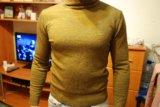 Теплый свитер. Фото 1.