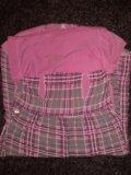 Ночная сорочка для кормления. +подарки. Фото 2.