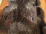 Меховая жилетка песец. Фото 3.