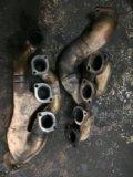 Коллектор. на икс пятый. 2002 г.  4 4. двигатель. Фото 1.