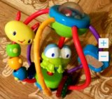 Развивающая игрушка. Фото 1.