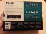 D-link wireless n300 router. Фото 2.