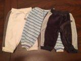 Три пары штанишек. Фото 1.