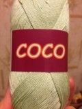 Пряжа coco vita cotton. Фото 2.
