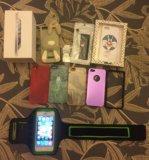 Iphone 5, 32 гб, полный комплект + аксессуары. Фото 1.
