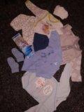Пакет для малыша. кофта. боди. Фото 2.